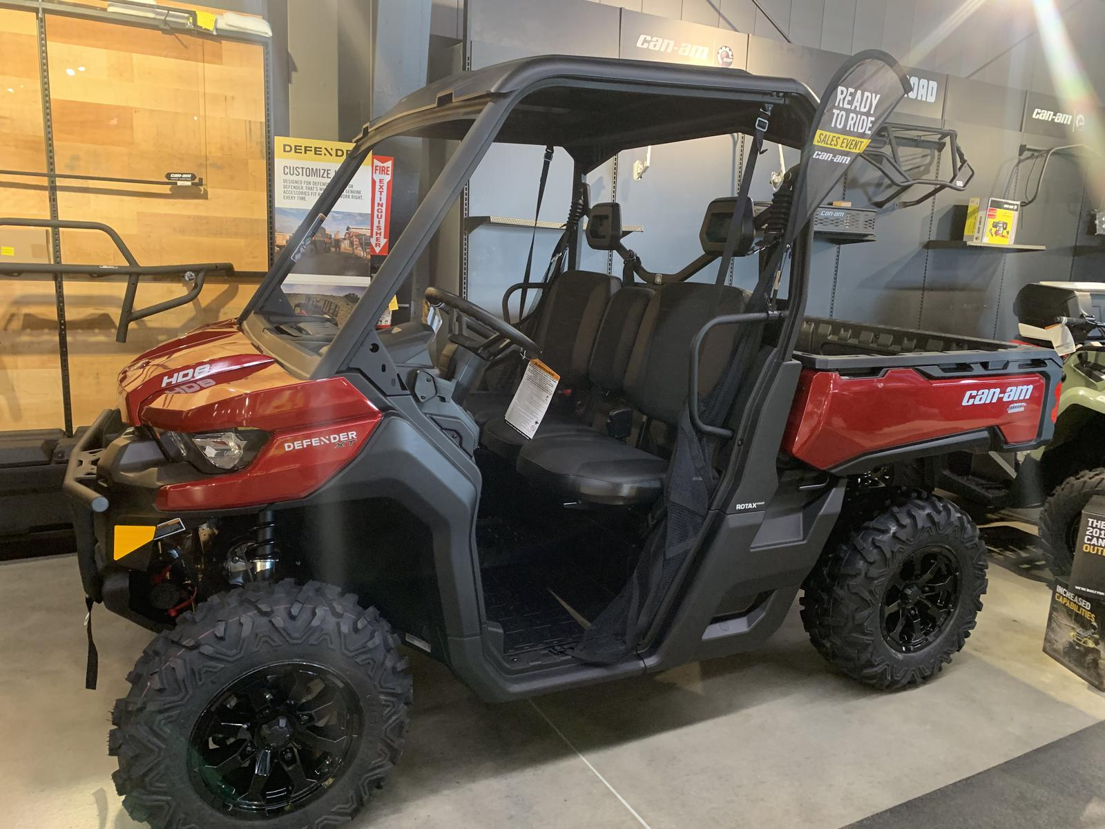Inventory from Can-Am Johnny K's Powersports