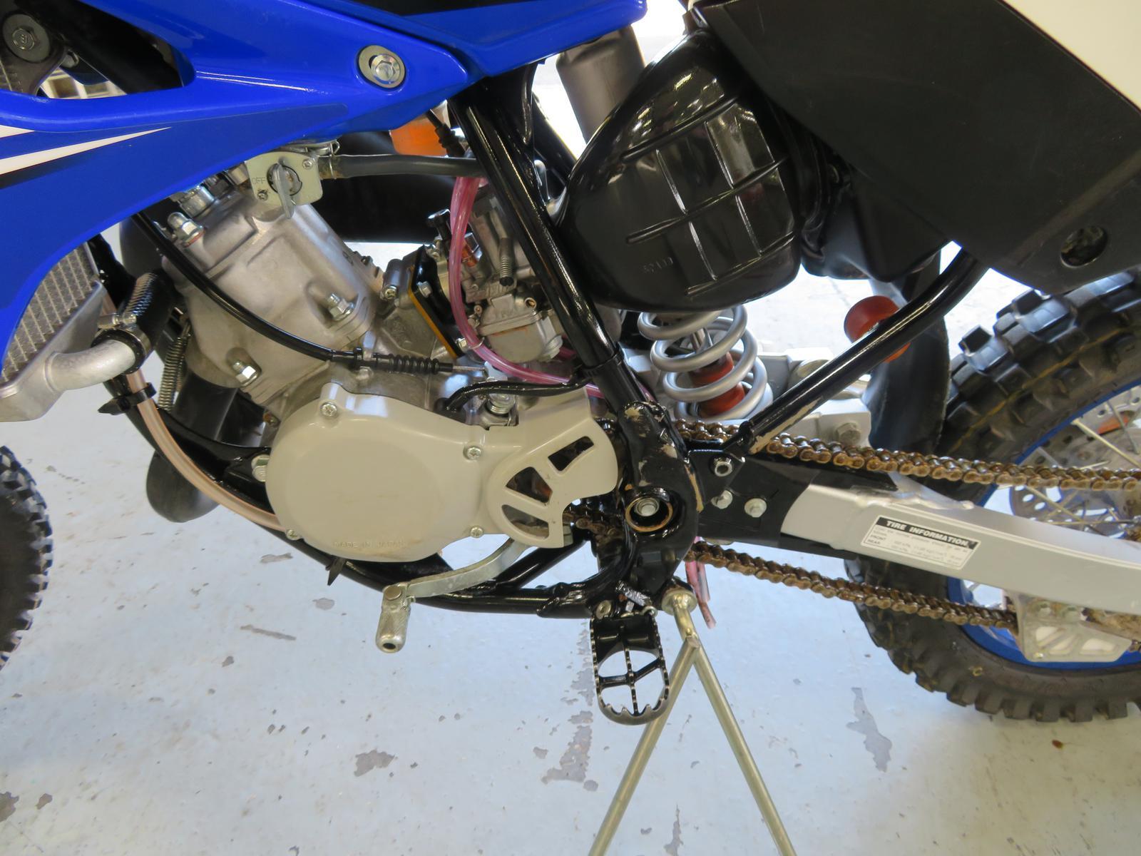 2018 Yamaha YZ85