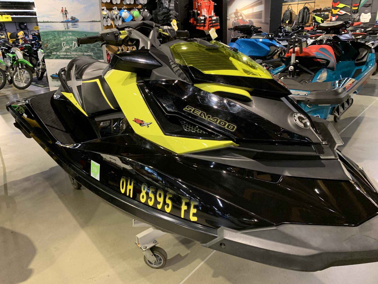 2012 Sea-Doo RXP X 260 1503HO