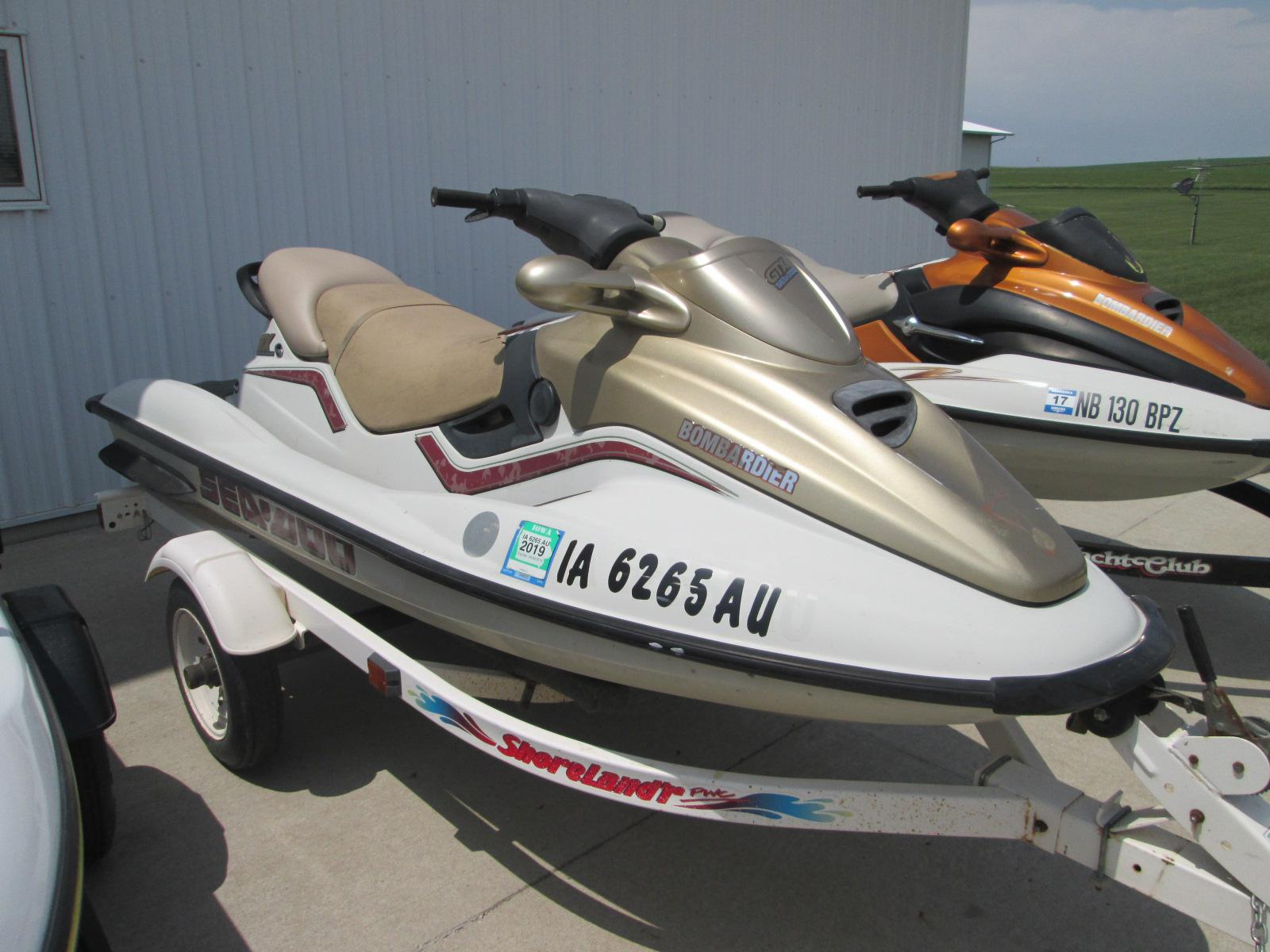 Inventory from Sea-Doo and Yamaha Sioux City Yamaha/Can-Am, Inc