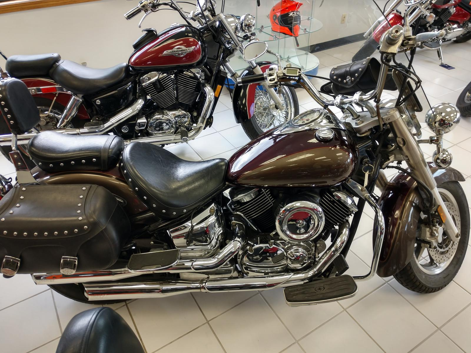 2003 Yamaha V-Star 1100 Classic for sale in Sioux City, IA