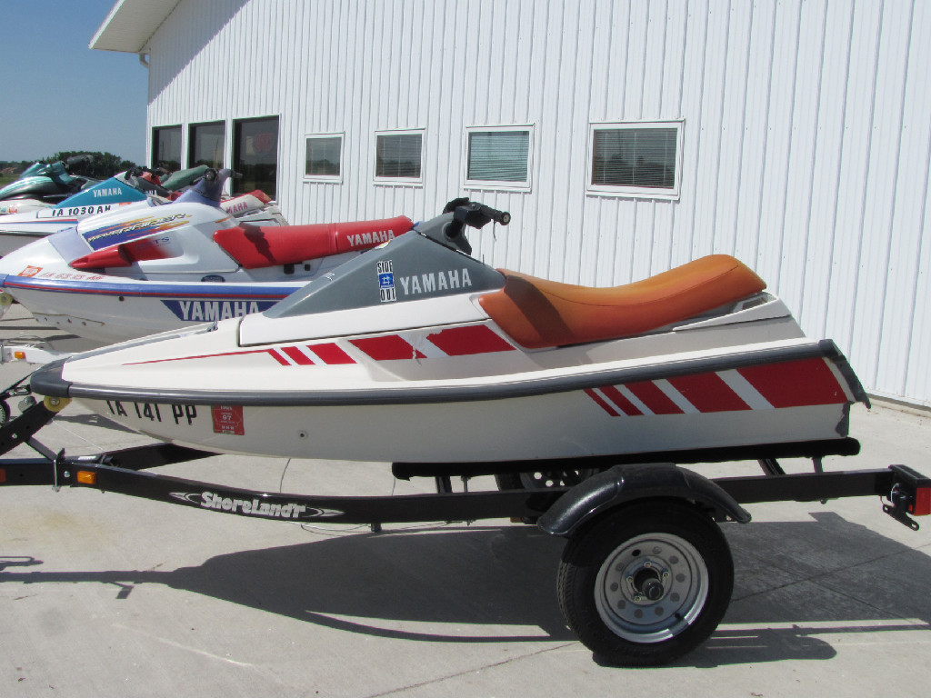 1987 Yamaha WaveRunner 500 for sale in LeMars, IA  Sioux