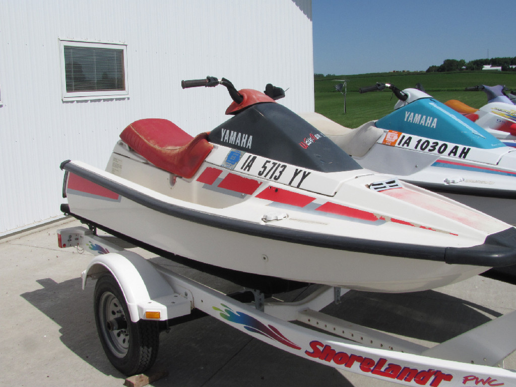 1989 Yamaha WaveRunner 500 for sale in LeMars, IA  Sioux City Yamaha