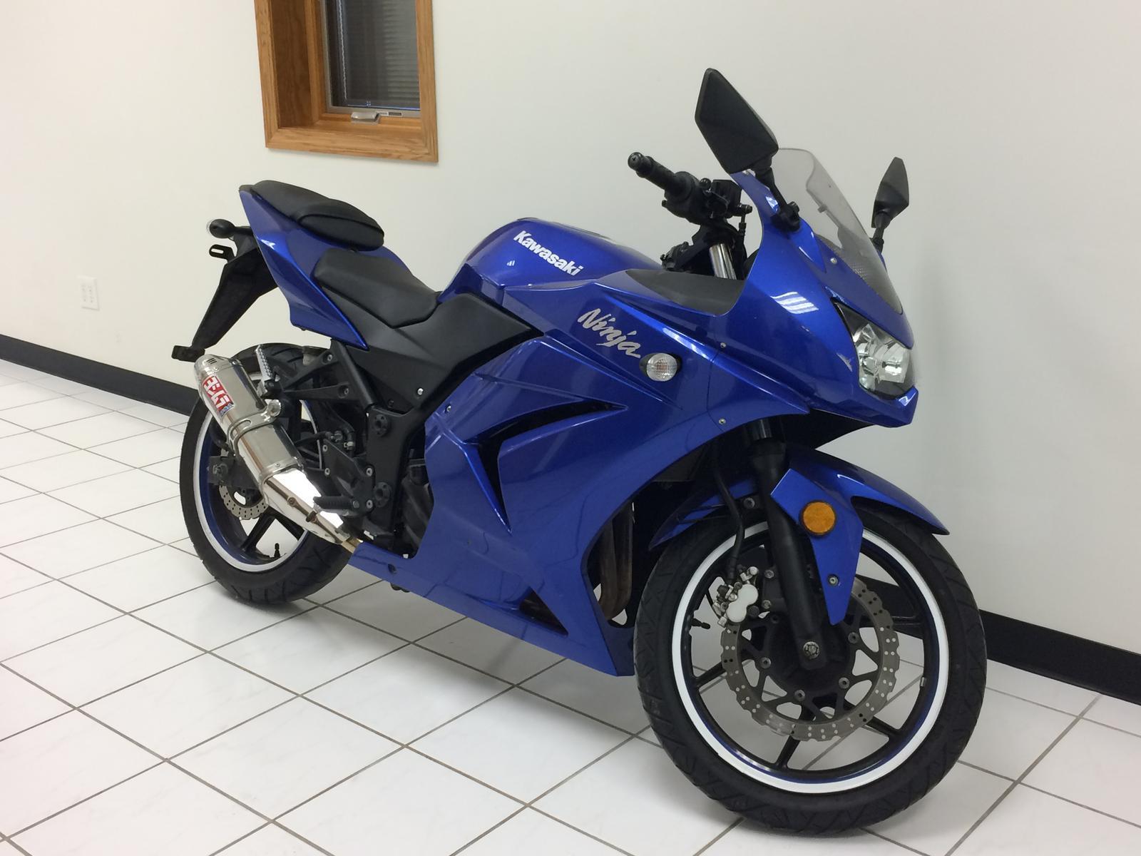 2009 Kawasaki Ninja® 250R for sale in Sioux City, IA | Bob's Bike