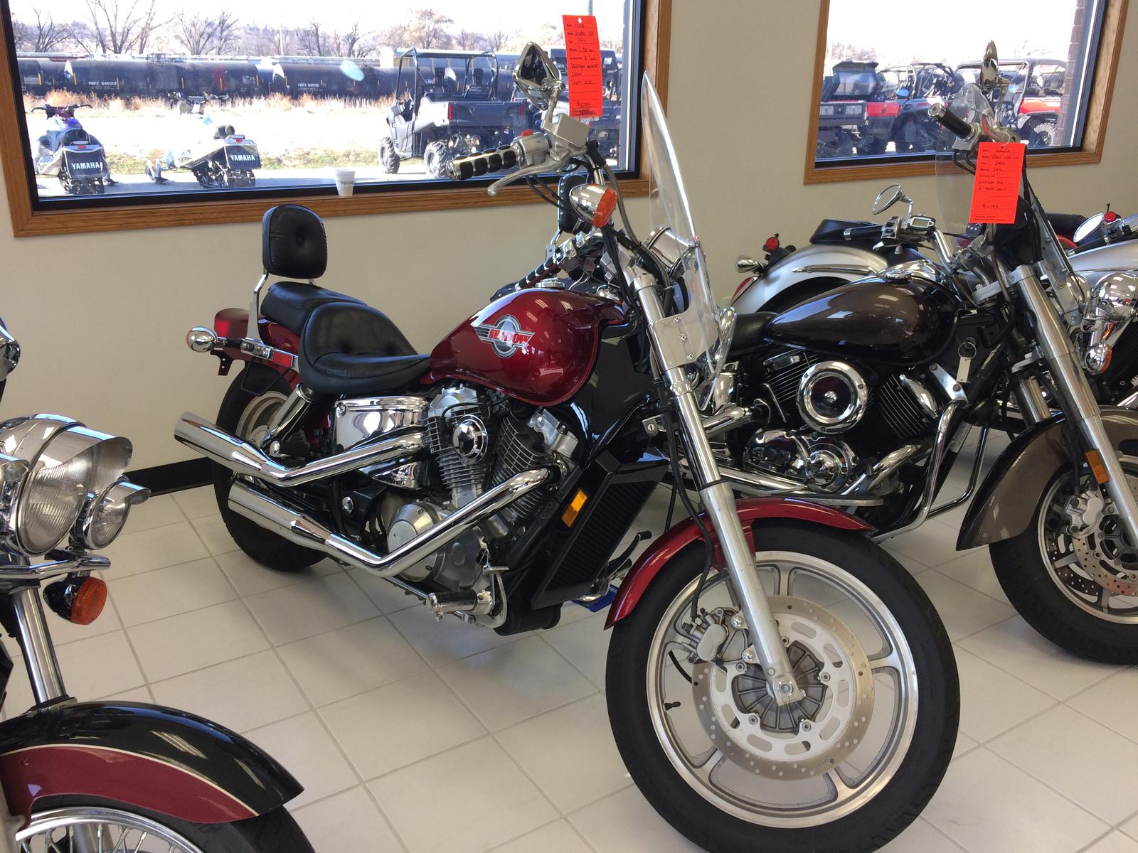 1994 Honda VT1100 Shadow for sale in Sioux City IA
