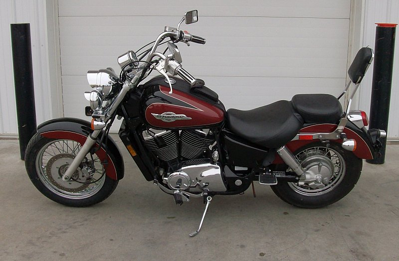 1999 Honda Shadow Ace Vt1100 For Sale In Sioux City Ia Sioux City