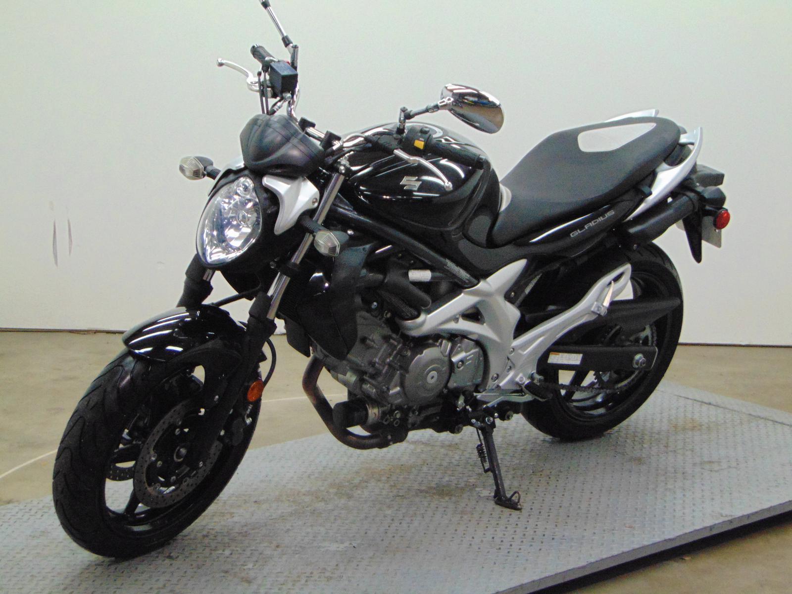 2009 Suzuki GLADIUS 650