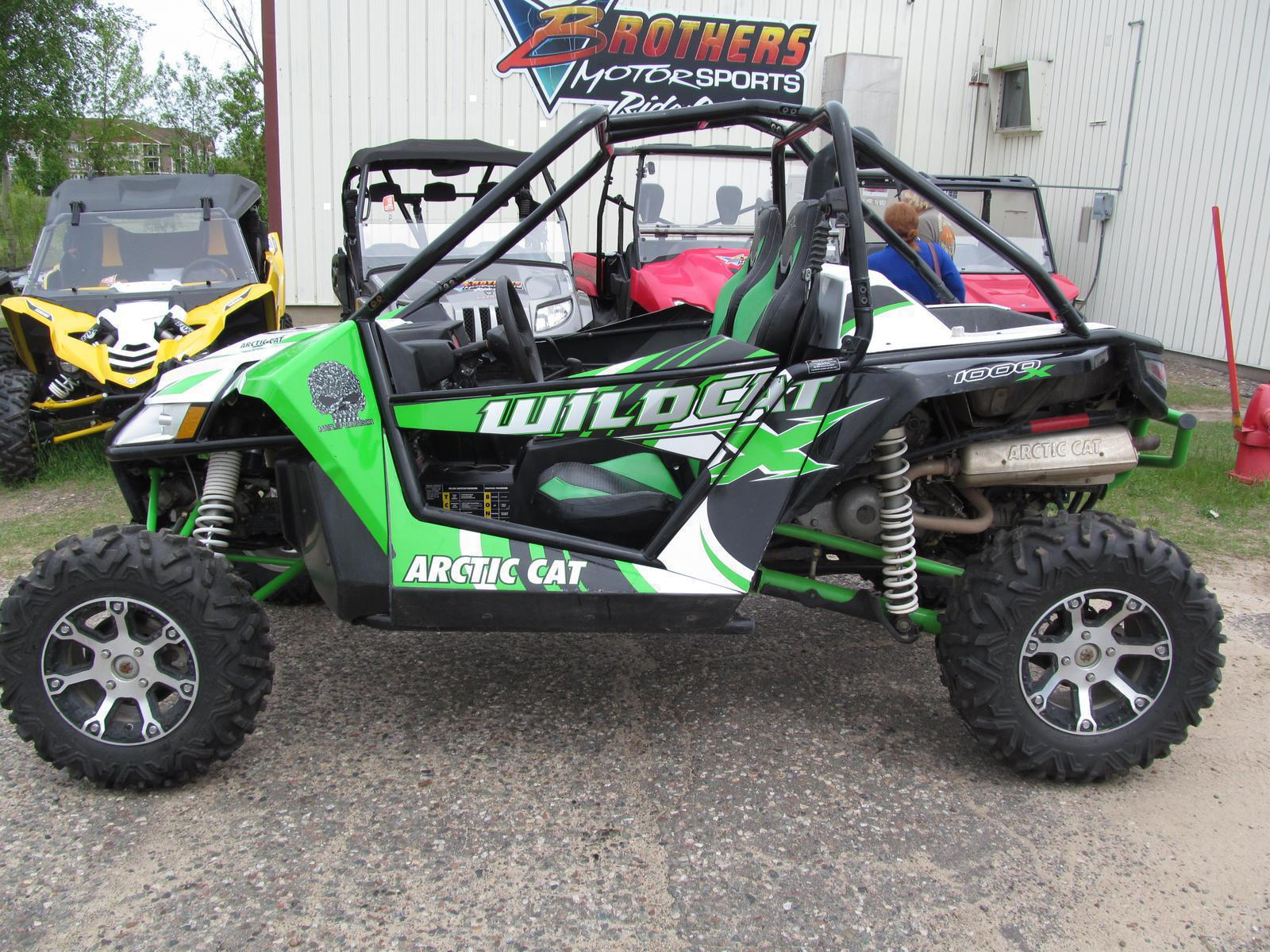 2014 Arctic Cat WILDCAT X for sale in Baxter, MN | Brothers ...