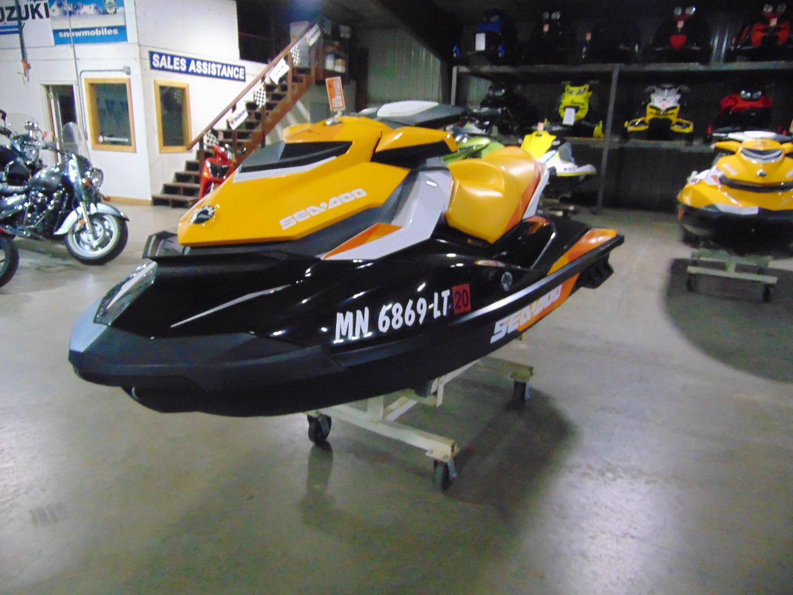 2018 Sea-Doo GTI SE 90