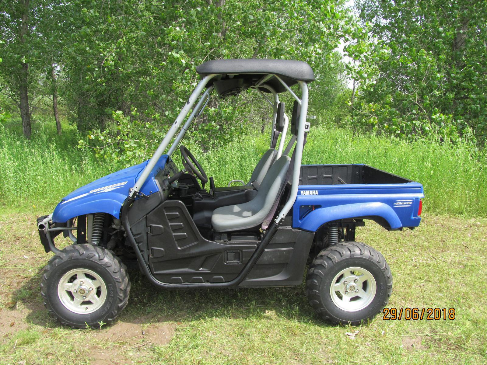 2006 Yamaha RHINO 660 4WD SPECIA for sale in Baxter MN