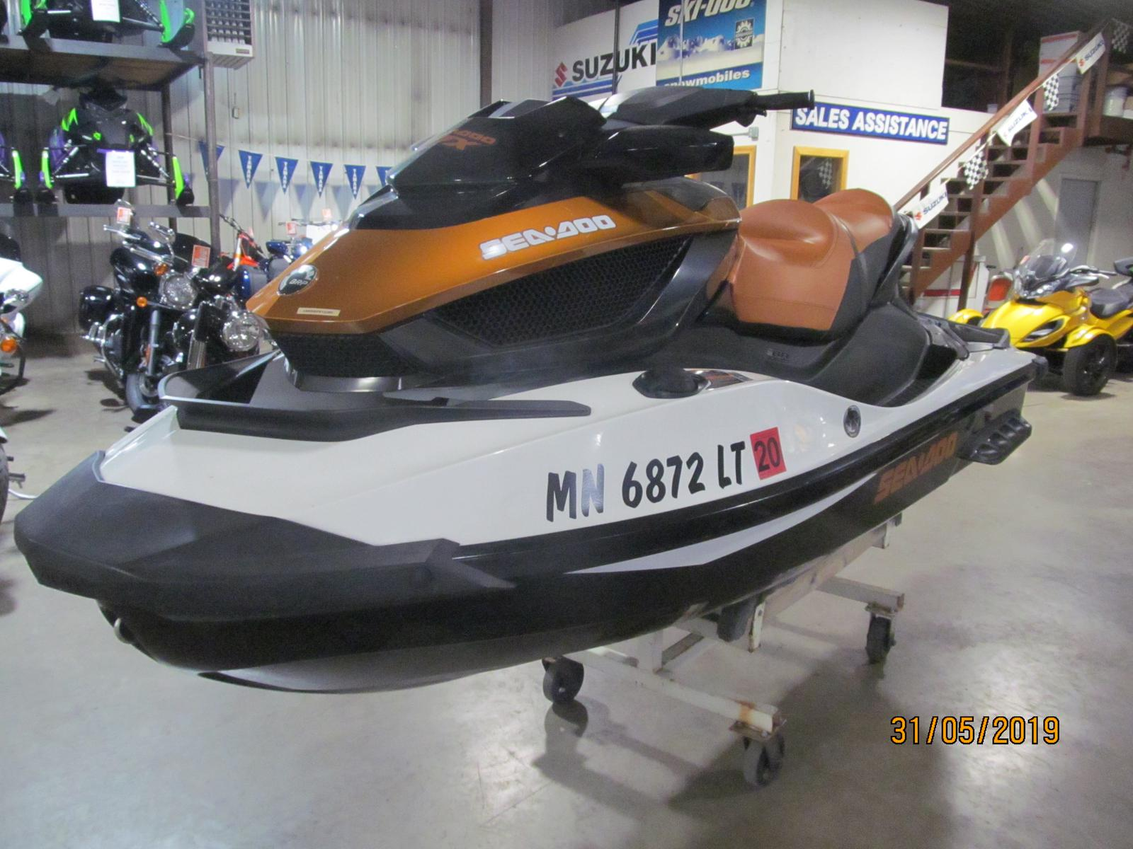 Sea Doo Gtx 155 Top Speed