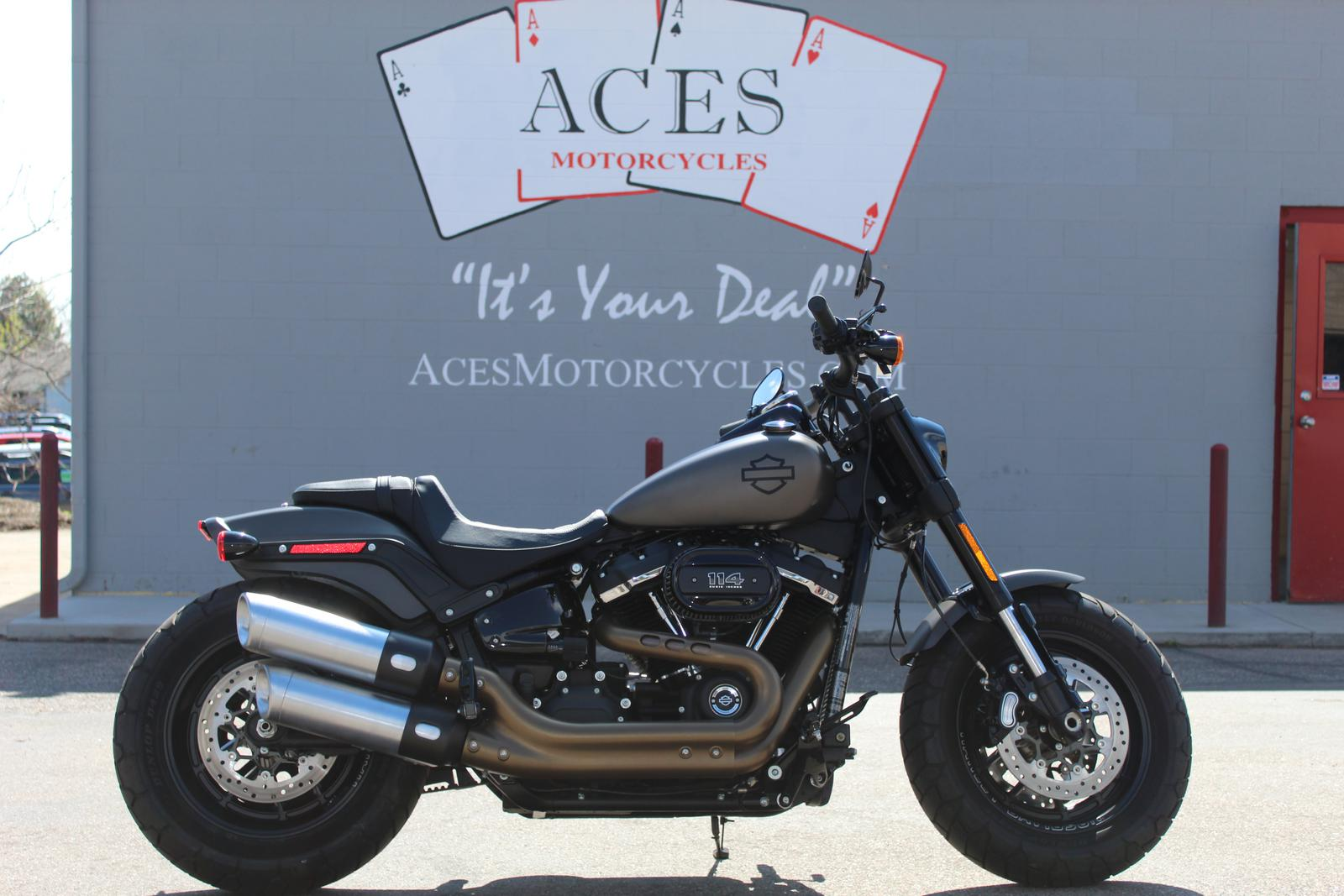 2018 Harley-Davidson® Softail Fat Bob 114