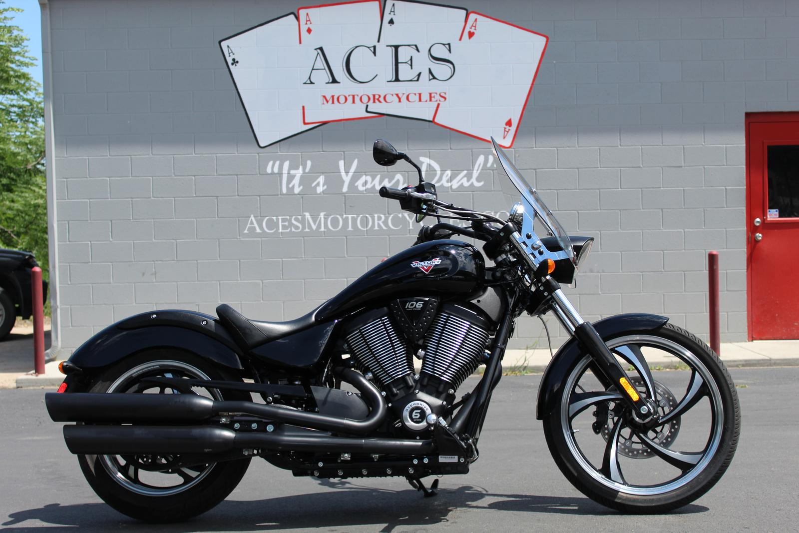 Victory Vegas 8 Ball >> 2015 Victory Motorcycles Victory Vegas 8 Ball