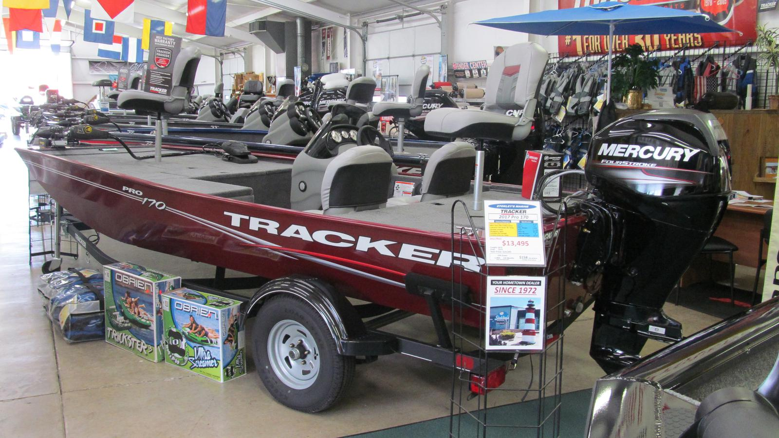 tracker pro for in nicholasville ky stokley s in stock