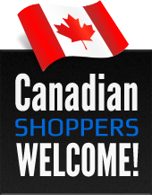 Canadian Shoppers Welcome!