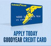 Apply Today Goodyear Credit Card