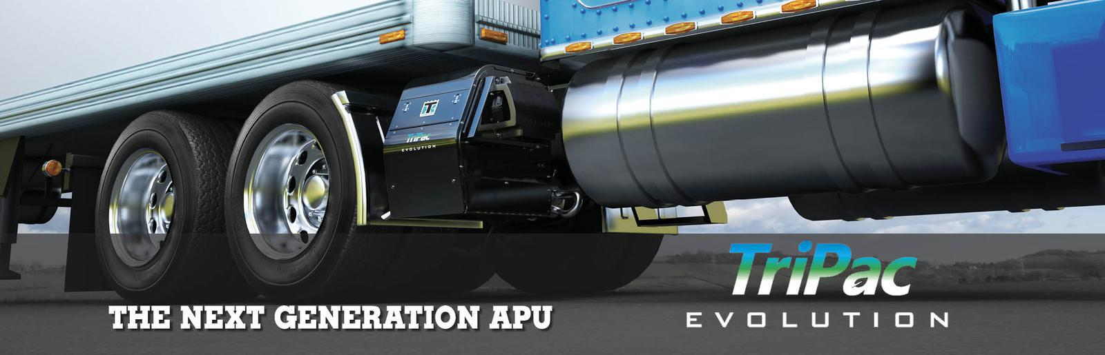 TriPac™ Evolution : The Next Generation APU