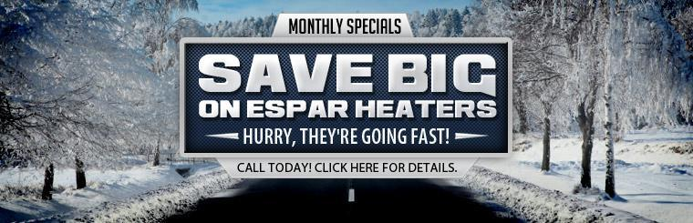 Espar Heaters