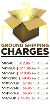 Ground Shipping Charges