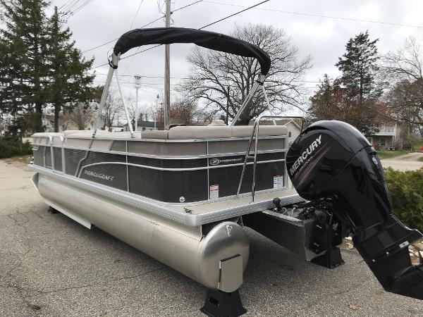 2019 Princecraft Vectra 23 for sale in Spring Lake, MI