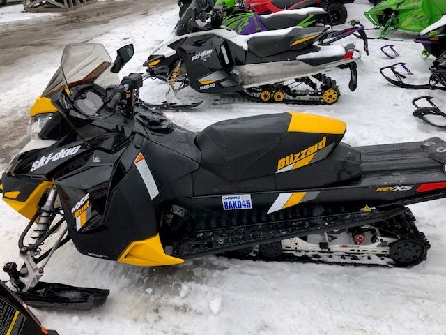 2016 Ski Doo Mxz Blizzard 129 600 Etec Country Corners
