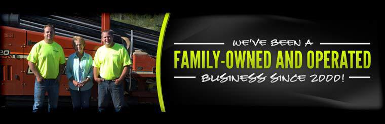 We've been a family-owned and operated business since 2000!