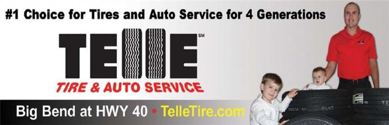 Telle Tire & Auto Service - #1 Choice for Tires and Auto Service for 4 generations
