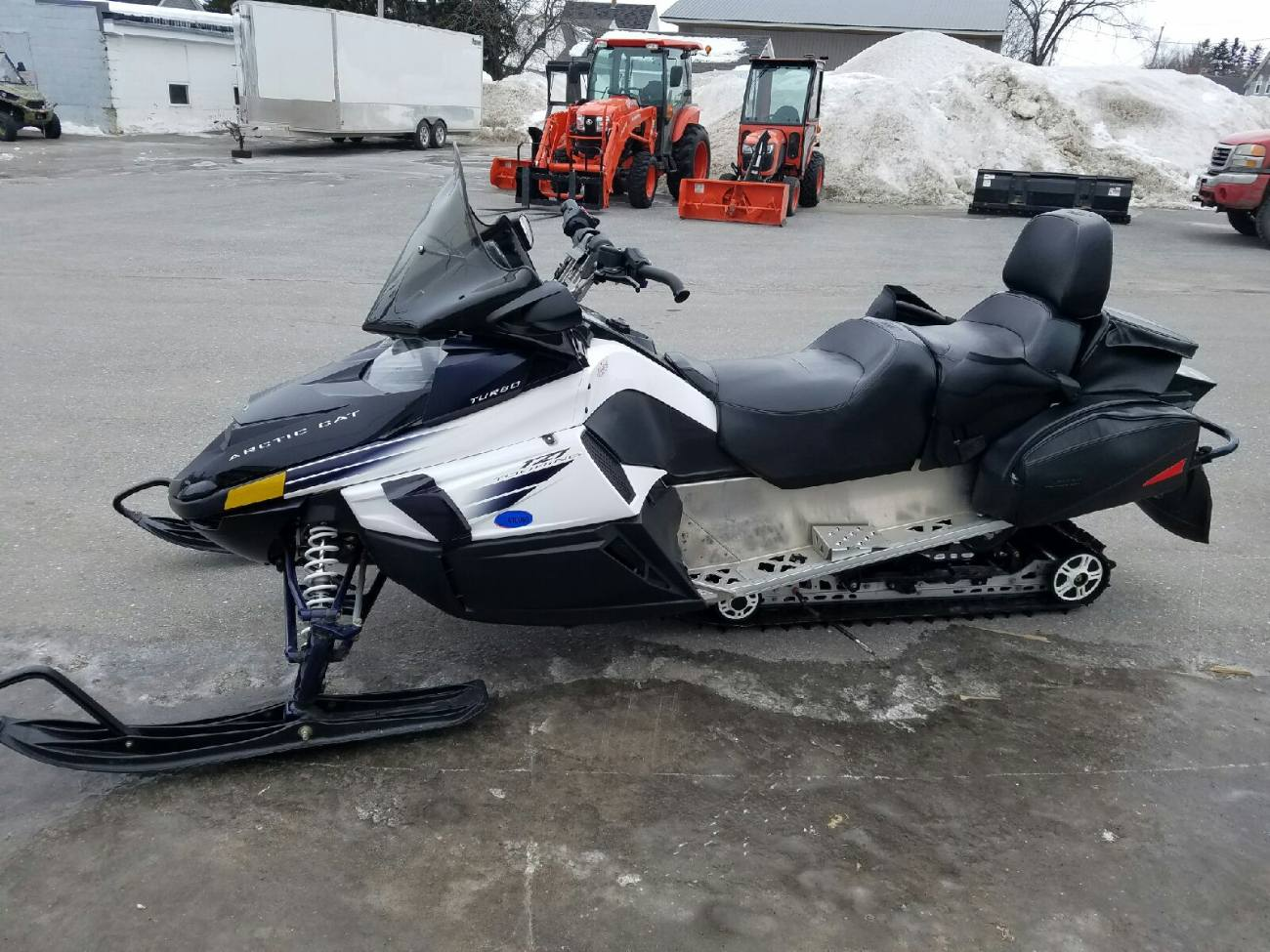 2010 Arctic Cat TZ1 Touring LXR Turbo