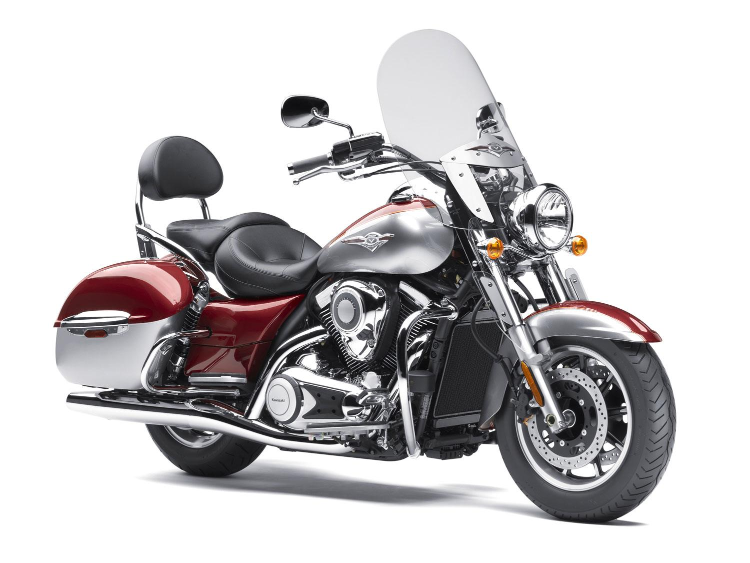 2012 Kawasaki NEW - Vulcan 1700 Nomad for sale in Presque Isle, ME