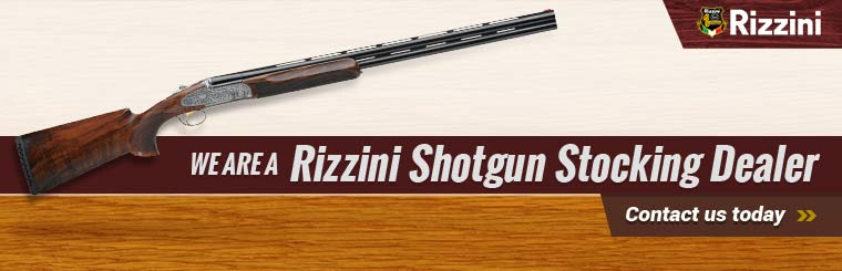 We are a Rizzini shotgun stocking dealer! Contact us today for details.