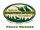 Proud Member of the National Shooting Sports Foundation