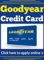 Goodyear Credit Card - Click here to apply online »