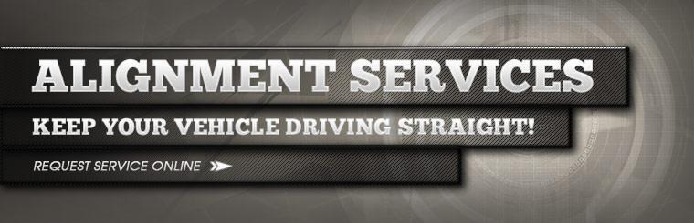 Request Alignment Service Online