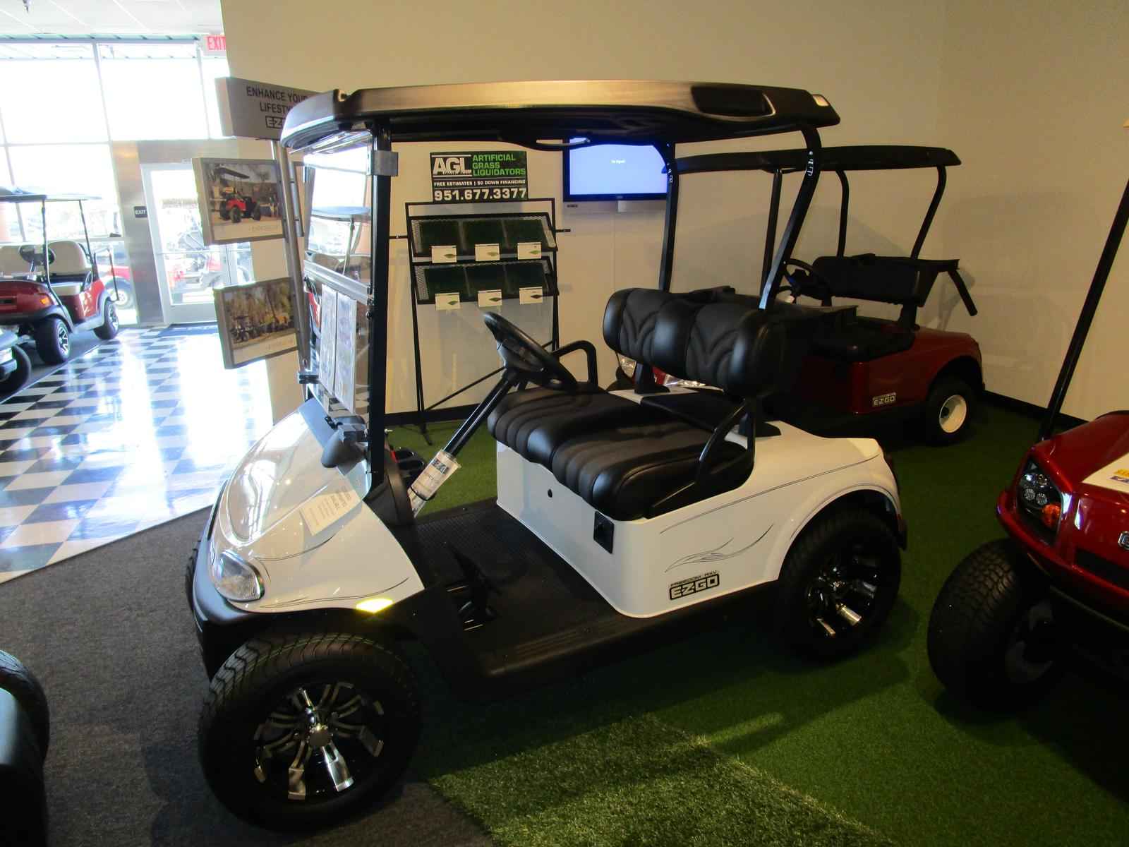 New 2017 Golf Carts from E-Z-GO Prestige Motorsports Ezgo Golf Cart Volt Ac on used club car golf cart, ezgo 36 volt golf cart, ezgo 48 volt conversion kit,