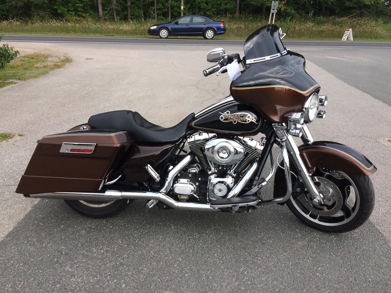 2012 Harley-Davidson® FLHX - Street Glide for sale in Lakefield, ON ...