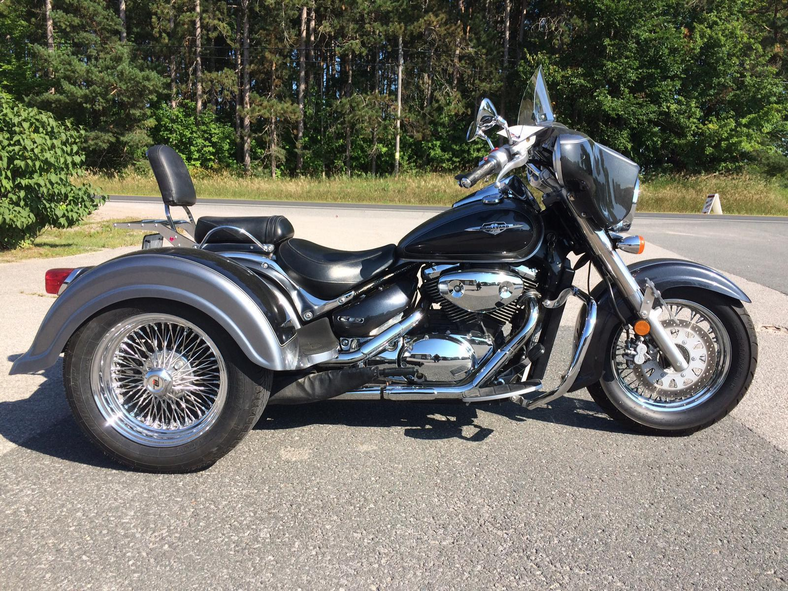 2008 Suzuki BOULEVARD C50 for sale in Lakefield, ON   Classy Chassis ...
