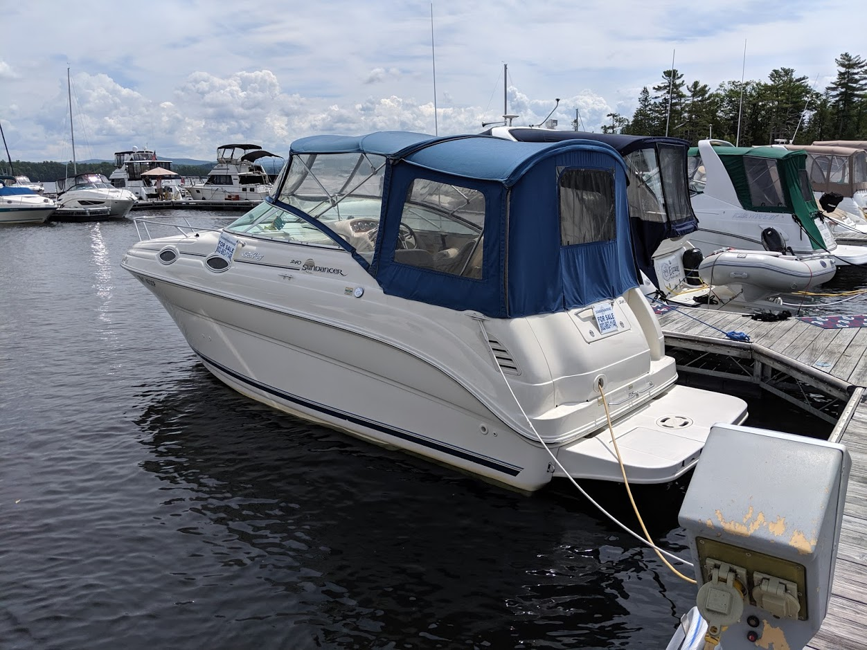 Inventory from Chaparral and Sea Ray Saba Marine Colchester