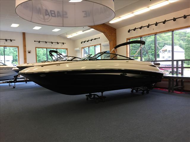 2010 and 2017 Inventory from Lund and Sea Ray Saba Marine