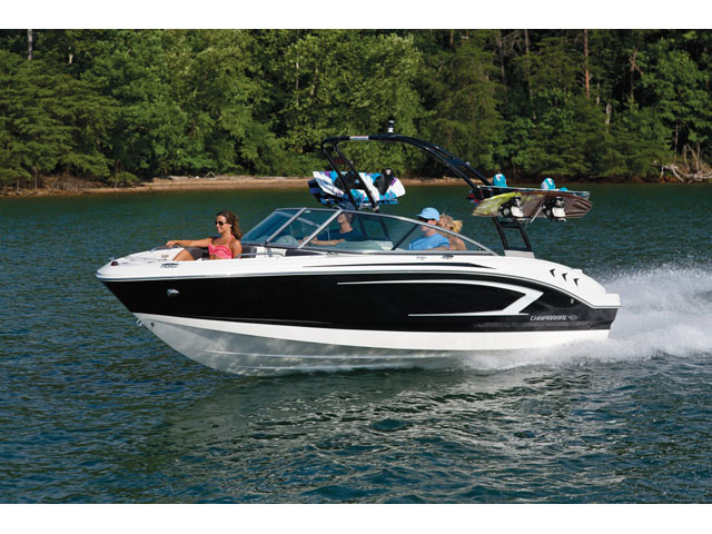 Inventory from Chaparral and Four Winns Saba Marine