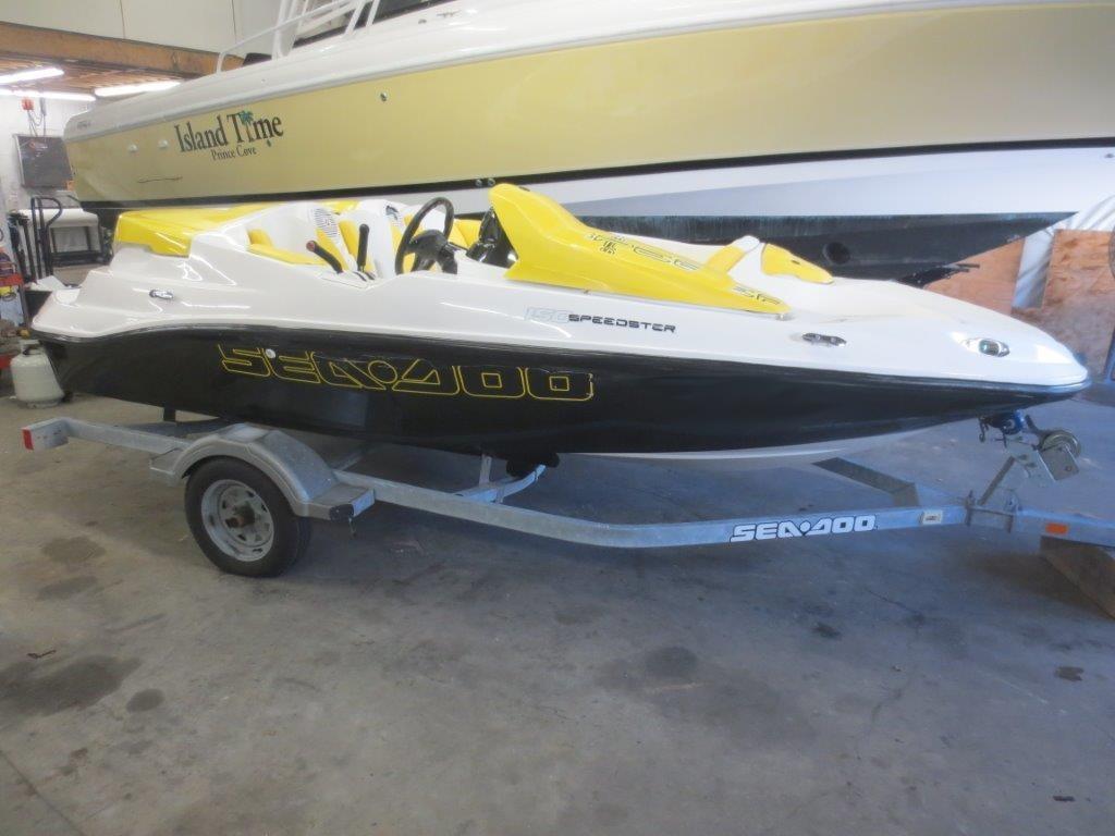 2011 Sea-Doo Sport Boats 150 Speedster - Injected Engines