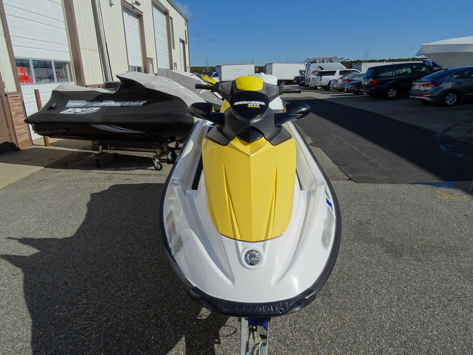 2007 Sea-Doo GTI SE 130 HP for sale in Hyannis, MA  Big Wave Craig's