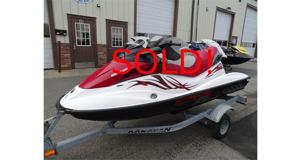 2008 Sea-Doo GTI SE 155 for sale in Hyannis, MA  Big Wave Craig's
