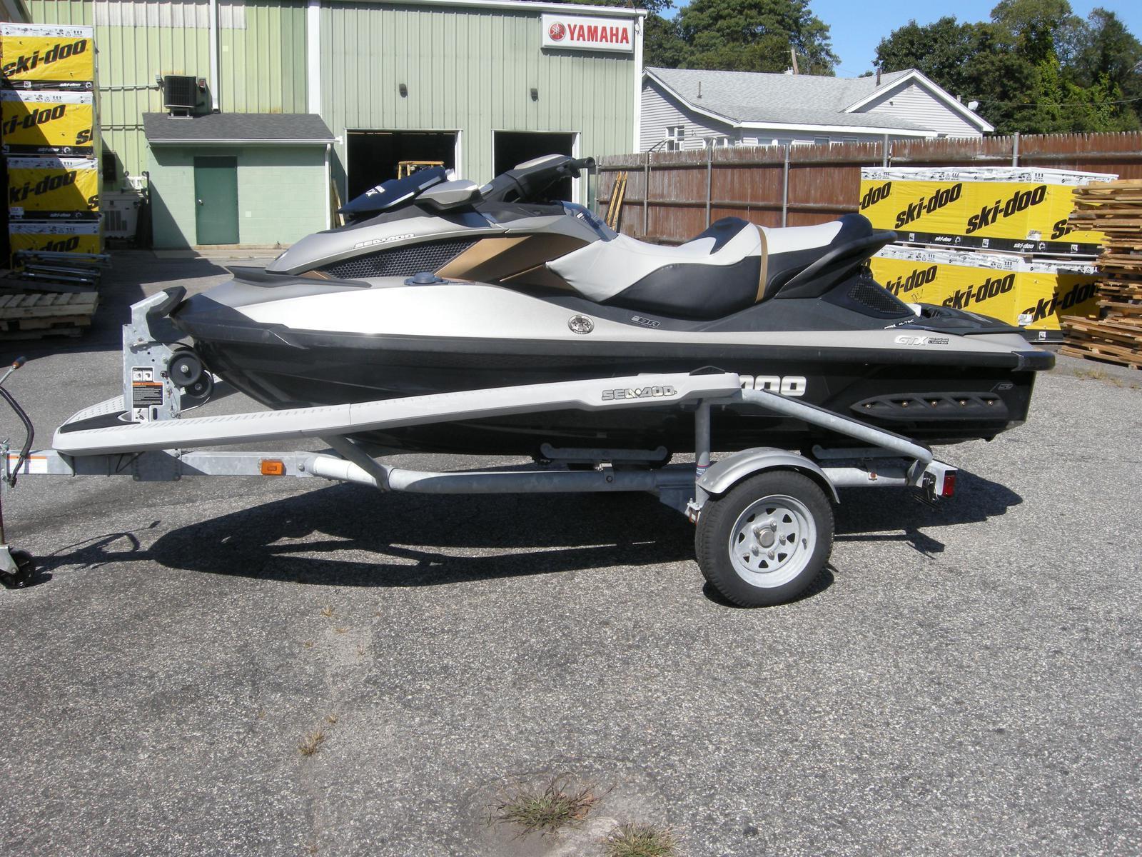 2009 Sea-Doo GTX Limited iS 255