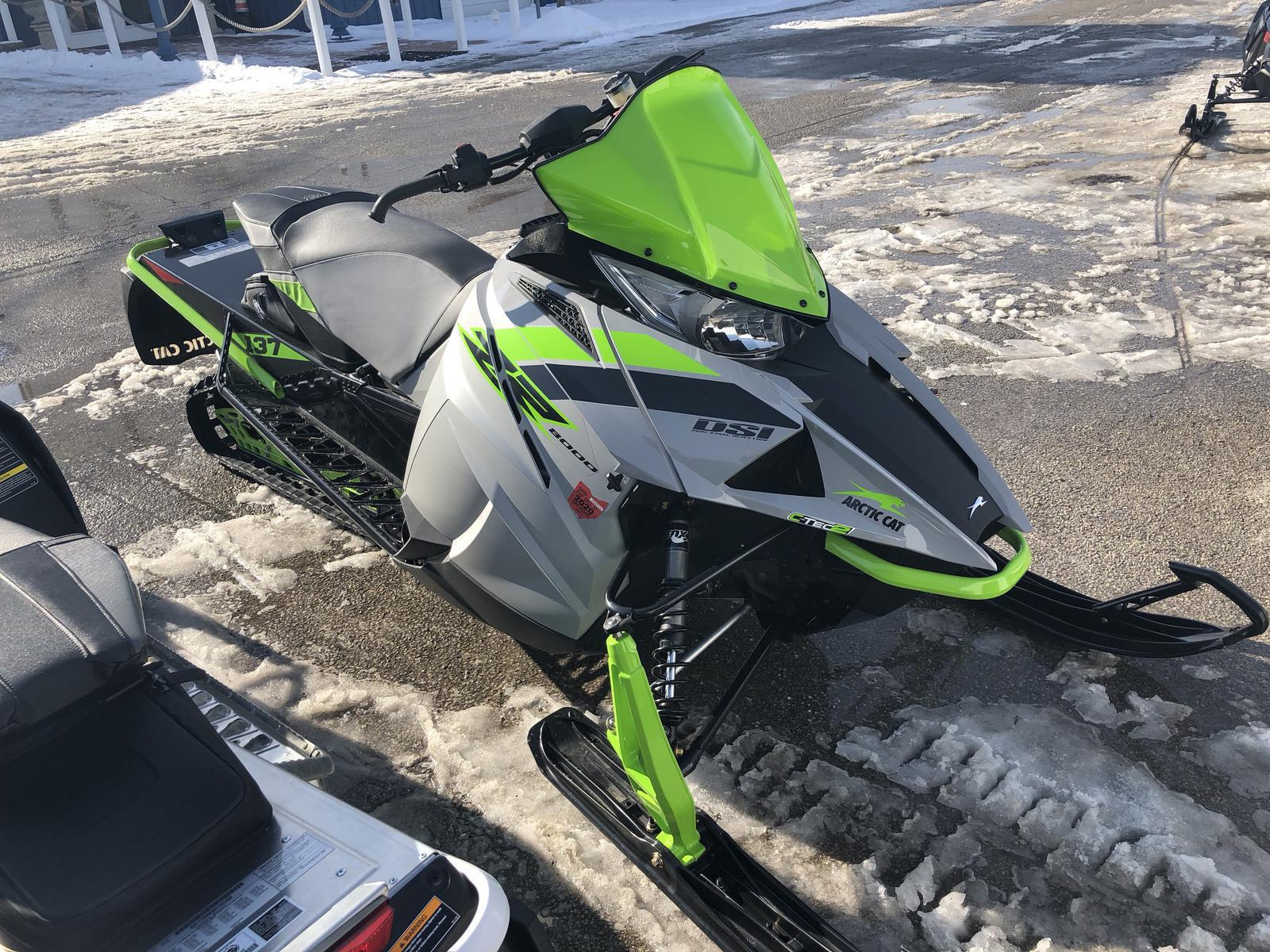 2018 Arctic Cat ZR 8000 Sno Pro ES 137 Early Release for sale in
