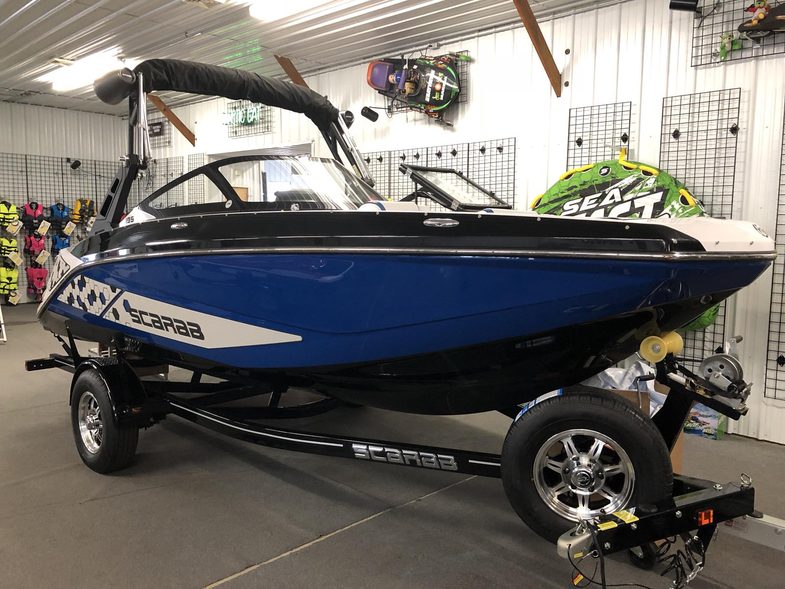 2018 Scarab 195 ID for sale in Celina, OH | Bayview Sun & Snow Marina (419)  268-2726