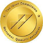 We are accredited by the Joint Commission for National Quality Approval.