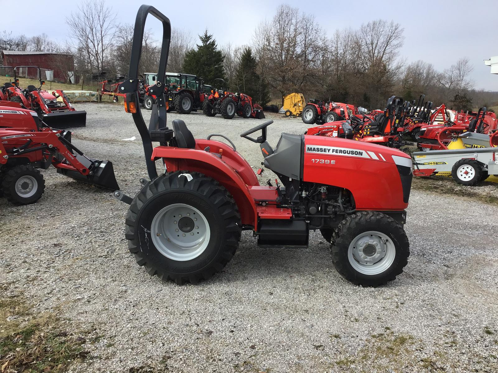 2017 Massey Ferguson 1739E Hydrostat for sale in Falmouth, KY