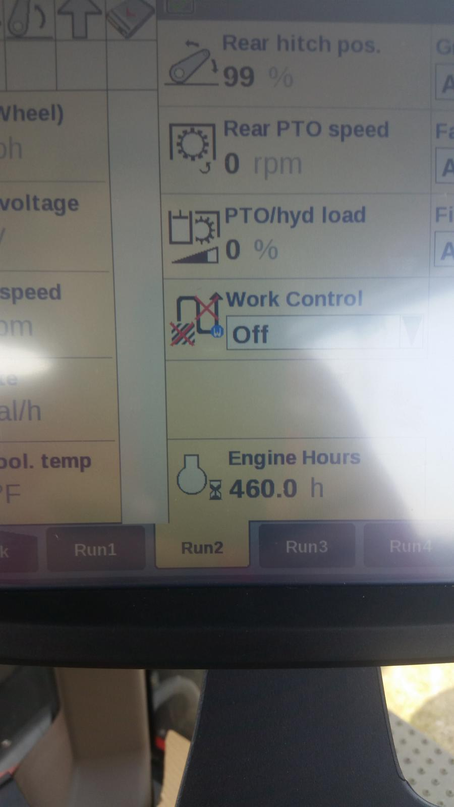 Ih Pto Pressure Adjustment