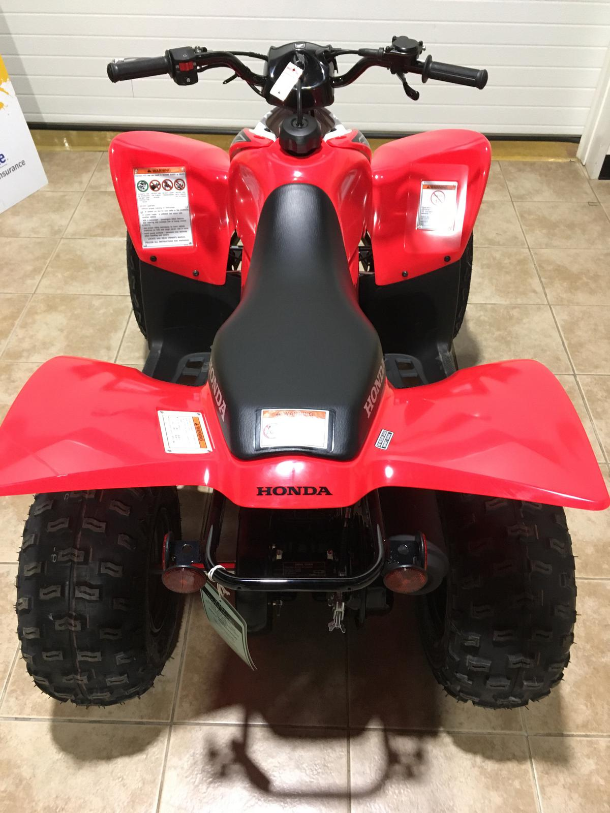 2019 Honda TRX90X