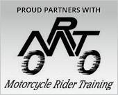 Proud partners with Motorcycle Rider Training.